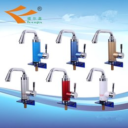 Wholesale Heat Toilet - High quality quick heating faucet, electric faucet, kitchen and toilet universal heating faucet, professional production