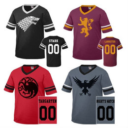 Wholesale Game Thrones T Shirts - 2016 new summer Men T Shirt Game of Thrones Abbey Road Parody 100% cotton high quality t-shirt casual hip hop style top tees