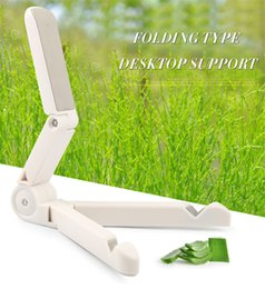 Wholesale Tablet Pc Abs - Mobile Phone Stand Holder 360 Degree Rotate ABS Desktop Tablet PC Lazy Support Holder Bracket For Apple iPhone Samsung