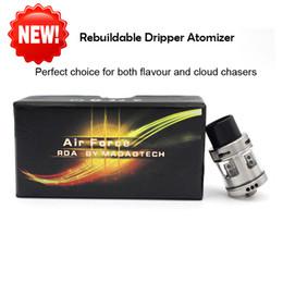 Gros-Nouveau Madaotech Un atomiseur RDA Cigarette électronique atomiseur reconstructible dripper 3.5ml capacité réglable AirFlow ? partir de fabricateur