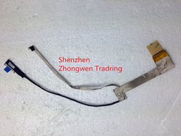 Wholesale Lcd Video Flex Cable - Wholesale- Genuine New Free Shipping For Lenovo IdeaPad Z570 Z575 LZ57 LCD Video Flex Cable 50.4m405.003