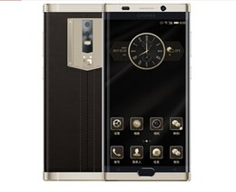 Wholesale Gionee Phones - Gionee M2017 6GB + 128GB Netcom 4G smart surface screen phone dual card dual standby gold successful person exclusive
