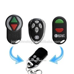Wholesale Auto Lifter - For Smart Garage remote fits Smart Lifter   Smart Roller DISC RF remote transmitter