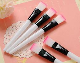 Wholesale Beauty Treatment Brush - DIY Facial Face Eye Mask Brush Treatment Makeup Cosmetic Beauty Soft Brush Tool