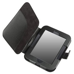 Wholesale Nook Leather - Wholesale-YOC-Leather Case for Barnes and Noble Nook Simple Touch with GlowLight