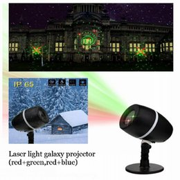 Wholesale Laser Dot Projector - 10w egg shape laser lights projector dot galaxy projection Christmas Halloween party wedding decorative light landscape lighting