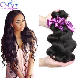 Canada Paquet de 3 paquet de 3 extensions de cheveux non transformés en cheveux malaisiens tissés en Malaisie, 100g / pc cheap wet pack Offre