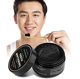 Wholesale Teeth Whitening Sale - Hot Sale All Natural and Organic Activated Charcoal Teeth Whitening Tooth and Gum Powder Total teeth Whites 30g
