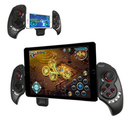 Wholesale Ipega Joystick Game Controller Bluetooth - IPEGA PG-9023 Joystick Gaming Remote Controller Wireless Bluetooth Gamepads Game Controller For iPhone Android Phone PC Tablet