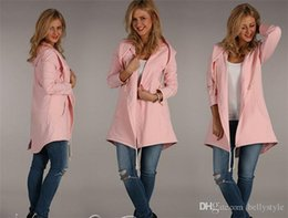 Wholesale Vintage Lurex - Women Slim Jackets New Spring Autumn Casual Ladies Long Sleeve Bow Neck Open Stitch Solid Outerwear Female Coats DHL ONY171011