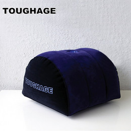 Wholesale Toughage Inflatable - TOUGHAGE Multi-functional inflatable Sex Cushion, Sex Furnitures For Couple, Adult Sex Toys