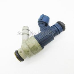 Wholesale Vw Fuel Injector - High quality Fuel Injector nozzle for VW Beetle Golf Jetta BORA SKODA FABIA OCTAVIA SEAT IBIZA OEM 0280155995 06A906031AC