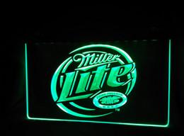 Wholesale Miller Lite Beer Neon Light - LS498-g-Miller-Lite-Beer-Displays-logos-Neon-Light-Sign.jpg