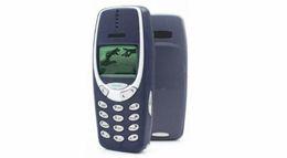 2019 telefone mikro-sim-karten Bar entsperrt Telefon FM-SIM-Karte Stand 1,36 Zoll 3310 Handy mit UKW-Radio mit Box angerufen rabatt telefone mikro-sim-karten