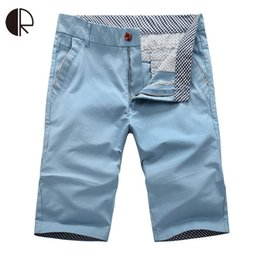 Wholesale Overall Shorts Sale - Wholesale- Free shipping, 2015 Hot Sale Summer Men's Work Casual Bermuda Men Fashion Overall Squad Match Trousers , MP576