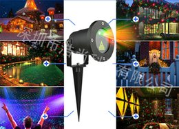 Wholesale Laser Star Light Show - Waterproof Outdoor Laser Firefly Stage Lights Landscape Red Green show Projector Christmas Garden Sky Star Lawn Light Lighting