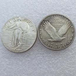 Wholesale Room Stands - U.S. Coins 1916 Standing Liberty Quarter Dollars Retail   Whole Sale High Quality Cheap Factory Price