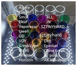 Wholesale Pyrex Kit - Pyrex glass tubes for Eleaf Melo 3 mini nano Melo 300 ijust 2 mini s lemo 2 melo 2 iStick Pico mega kit