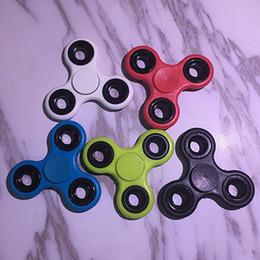 Main Spinner Haute Qualité Une Minute Rotative Jouet En Plastique EDC Tri-Spinner Fidget Spinners Pour Autisme Et TDAH Anxiété Soulagement Du Stress Jouets CHAUD ? partir de fabricateur