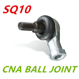 Wholesale Joint Rod Ends - Wholesale- Free Shipping High Qulity SQ10 RS 10mm Ball Joint Rod End Right Hand Tie Rod Ends Bearing SQ10RS