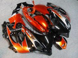 Katana fairing kit schwarz online-23 farben + botls orange schwarz abs verkleidung für suzuki gsx600f katana 2003-2006 03 04 05 06 motorrad body kit