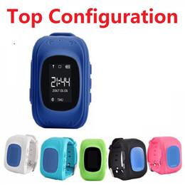 Wholesale Spanish Bands - OLED Full Screen Q50 G36 GPS AGPS LBS SOS Kids Children Anti-Lost SmartWatch Tracker Locator Smart Band Watch for Android and IOS