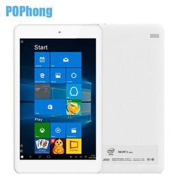 Wholesale Tablet Windows 2gb Ram - Wholesale- 8.0 INCH Cube iWork8 Ultimate Dual Boot IntelZ8300 Tablet 32GB ROM Windows 10 & Android 5.1 2GB RAM OTG