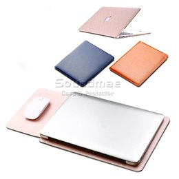 Wholesale Laptop Keyboard Protective - Ultrathin Case for 11.6 12 13.3 15.4 inch Macbook Air Pro Protective case with MacBook Colorful Shell Cover Keyboard Protector OPP BAG