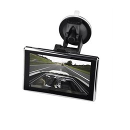 X5 spieler online-5-Zoll-Auto-GPS-Navigation mit Kapazität Bildschirm SAT NAV Auto GPS-Navigationssystem X5 Bluetooth Multimedia Player in Lifetime IGO Karte gebaut