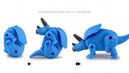 Frete Grátis PVC Dinossauro Plástico Jurassic Play Modelo Figuras de Ação T-REX DINOSAUR Ovo Brinquedos para Crianças Com cartão da bolha de Fornecedores de ferramentas biológicas