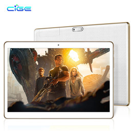 Wholesale Phone Smart Greek - Wholesale- CIGE Smart tablet pcs android Mx960H tablet pc 9.6 inch 4G LTE Android 5.1 Octa core tablet computer android Rom 32GB