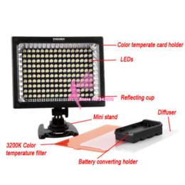 Wholesale Led Lights Video Yongnuo - YONGNUO YN-160S, LED Video Light for DSLR Camera  DV Camcorder YONGNUO YN 160S Photo Studio Accessories Free shipping