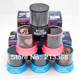 Wholesale Star Light Items - Wholesale- new novelty items new amazing LED star master light star projector led night light#00RM8508