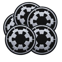 Wholesale Clothes Brand Iron Patches - AIMELANG Brand Football Patches Sew On Iron On Embroidered For Bags Caps Baby Kids Clothes Applique