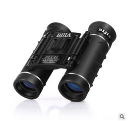 Wholesale Powered Night Vision Binoculars - BIJIA mini binoculars high-power high-definition night vision non-infrared 1000 times concert glasses