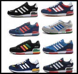 Wholesale Clover Fabric - 2017 new men and women shoes ZX750 breathable clover leisure beach, 3 bar