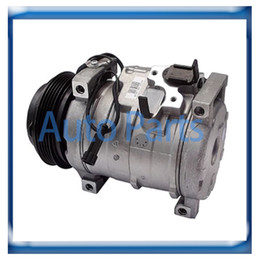 Wholesale Iveco Daily - 10S17C for IVECO Daily ac compressor 5801362246 4471604499 4471604494