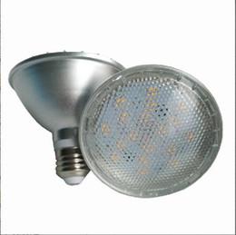 2019 замороженный хрусталь Бесплатная доставка PAR20 (5 Вт) PAR30 (9 Вт) PAR38 (15 Вт) IP65 Водонепроницаемый светодиодный свет лампы с прозрачной или молочной крышкой с поддержкой затемнения