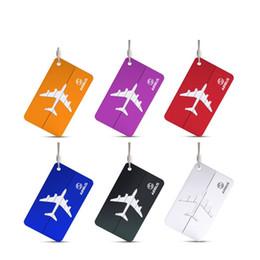 Fannty Etichette per bagaglio identificativo identificativo di viaggio Etichetta identificativa per nome Etichetta per bagaglio in valigia