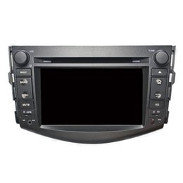 Wholesale Toyota Rav4 Dvd Player Gps - 7inch HD Screen Android Car DVD player for Toyota RAV4 with GPS,Steering Wheel Control,Bluetooth, Radio