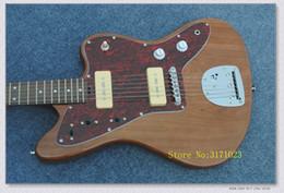 Instrumentos musicais de oem on-line-Atacado Guitarras Jaguar Guitarra Elétrica de Alta Qualidade OEM Guitarras Top instrumentos Musicais
