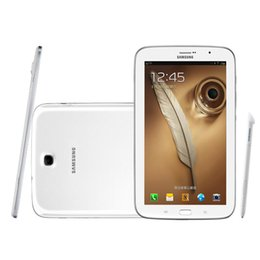 Wholesale Call Phone Unlock - Refurbished Original Samsung Note 8.0 inch GT-N5100 N5100 16GB Wifi + 3G Unlocked Phablet Phone Call Tablet PC