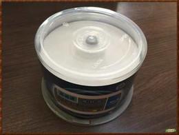 Wholesale Burn Single - 2017 new best-selling RITEK printable BD-R 25g 12x blue blank burn CD disc 50pcs lot