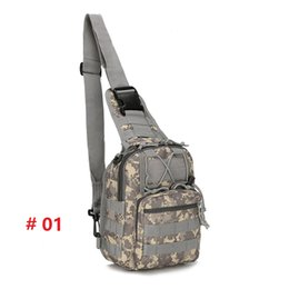 Tactics Fly Camp Équipement Sport En Plein Air En Nylon Wading Poitrine Pack Cross body Sling Sac À Bandoulière Simple Unisexe ? partir de fabricateur