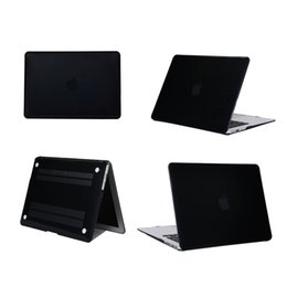 "Wholesale Laptops Hard Covers - Plastic Hard Shell Cover Case [Crystal] For Apple Macbook Air Pro Retina 11.6"" 13.3"" 15.4"" A1370 A1465 A1369 A1466 A1278 1286 A1398 A1425"