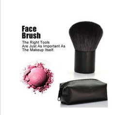 Wholesale Kabuki Blusher Brush Face Powder - Good quality makeup NEW FACE KABUKI POWDER BUFFER BRUSH #182