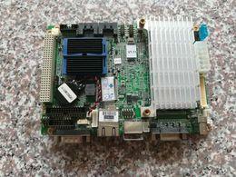 Intel mini pci express x1 online-Für 100% OK Original Hauptplatine PCM-9361EG-S6A1E PCM-9361 Industrielles Mainboard PCI104 SBC Mini-PCI PCI-104 Onboard-CPU mit RAM