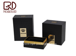 Wholesale 500sets Luxury perfume essential oil EAU DE PARFUME use packaging box with full spot UV coated accept custom design