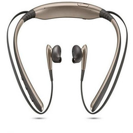 Wholesale new mobil - Hot sale Sports Stereo Bluetooth Headset New Level U BG920 Wireless Headphone For iphone 7 6 6s samsung s7 s8 edge note7 iphone all Mobil