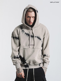 Wholesale Finish Standards - High Quality Winter New Antique Finish Hoodies Men Vintage Letter Printed Hoodie Casual O-Neck Hooded Hoodie Loose Man Basic Pullover